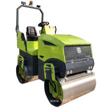 2 ton fully hydraulic roller compactor for sale